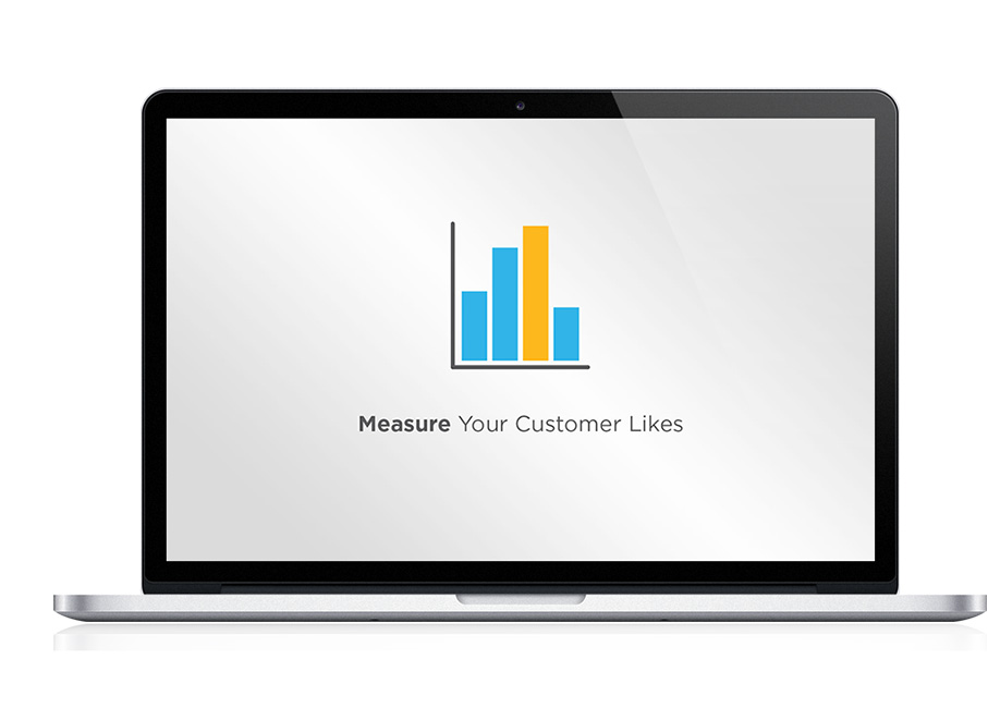 Measure your customer likes