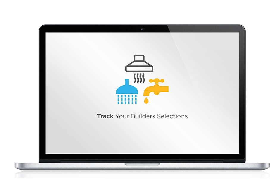 Track your builders selections